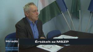 Híradó: Értékelt az MSZP