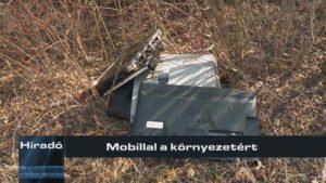 Híradó: Mobillal a környezetért