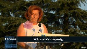 Híradó: Városi ünnepség
