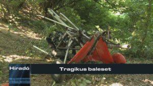 Tragikus baleset