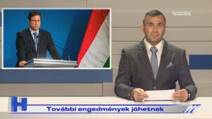 Híradó: További engedmények jöhetnek
