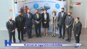 Híradó: Kamarai együttműködés