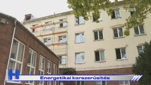 Híradó: Energetikai korszerűsítés
