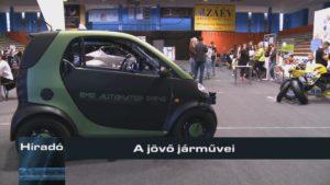 A jövő járművei