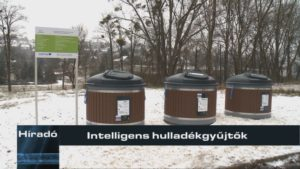 Intelligens hulladékgyűjtők
