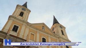 Zarándoklat Zalaegerszegért