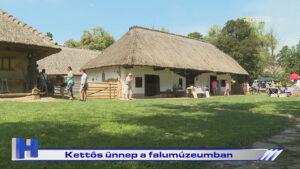 Kettős ünnep a falumúzeumban