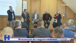 Híradó: Prevenció és vagyonvédelem