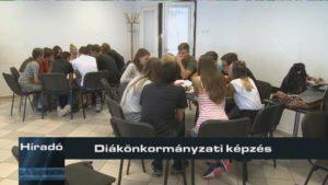 Diákönkormányzati képzés