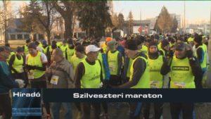 Szilveszteri maraton
