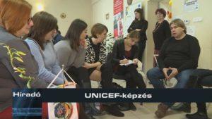 UNICEF-képzés