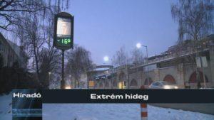 Extrém hideg