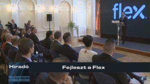 Fejleszt a Flex