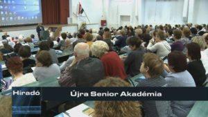 Híradó: Újra Senior Akadémia