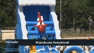 Kánikula fesztivál