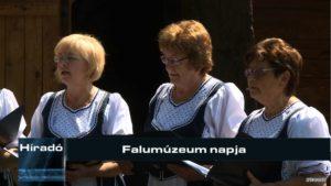 Híradó: Falumúzeum napja