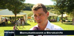 Híradó: Bemutatkozott a Strokeinfó Alapítvány