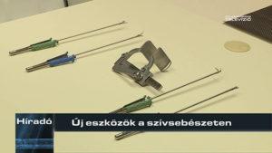 Új eszközök a szívsebészeten