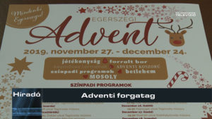 Adventi forgatag