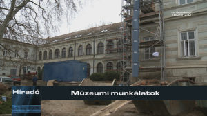 Múzeumi munkálatok