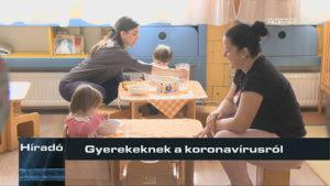 Gyerekeknek a koronavírusról