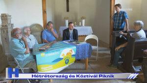 Hétrétország és Köztivál Piknik