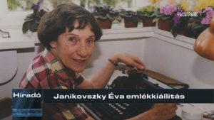 Janikovszky Éva emlékkiállítás