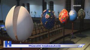 Húsvéti tojásaukció