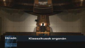 Klasszikusok orgonán
