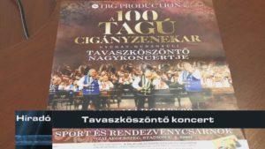 Tavaszköszöntő koncert