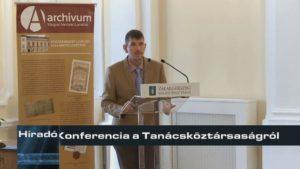 Konferencia a Tanácsköztársaságról