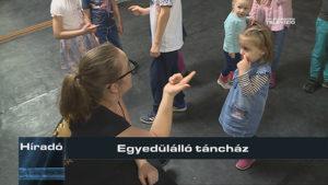 Egyedülálló táncház