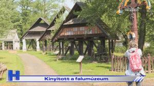 Kinyitott a falumúzeum