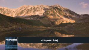 Japán táj