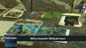 Művészek Gébárton