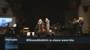 Elkezdődött a Jazz szerda