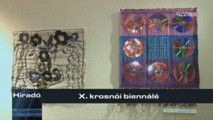 X. krosnói biennálé