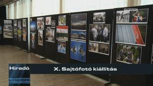 X. Sajtófotó kiállítás