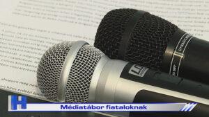 Médiatábor fiataloknak