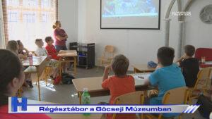 Régésztábor a Göcseji Múzeumban