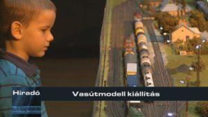 Vasútmodell kiállítás