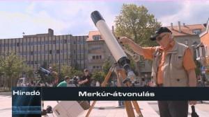 Merkúr-átvonulás