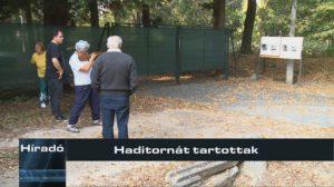 Híradó: Haditornát tartottak