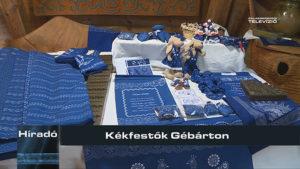Kékfestők Gébárton
